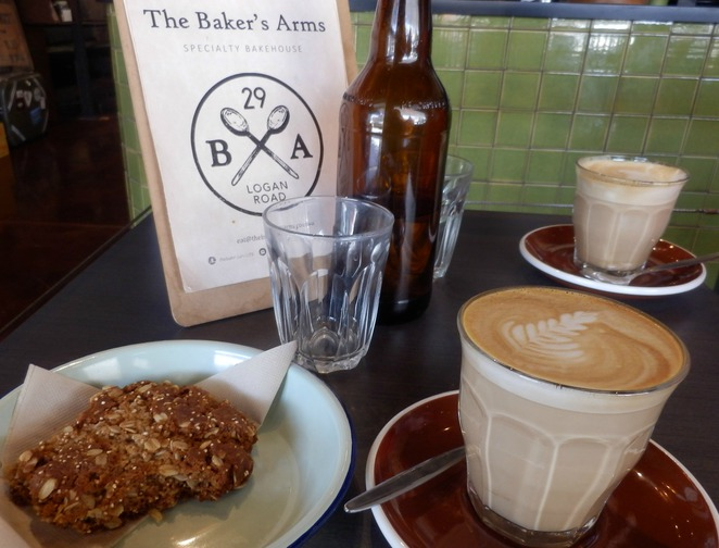 bakery, baked goods, Woolongabba, coffee, cafe, biscuits