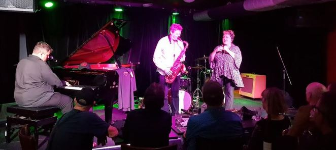 ben waters, derek nash, sweet felicia, ash davies, foundry616, jazz