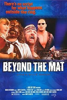beyond the mat, wrestling, documentary, mick foley, terry funk, jake roberts