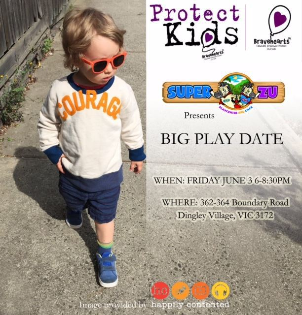 Play dates in Melbourne