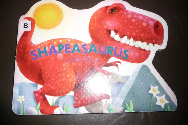 books for toddlers, books about shapes, books about dinosaurs, board books