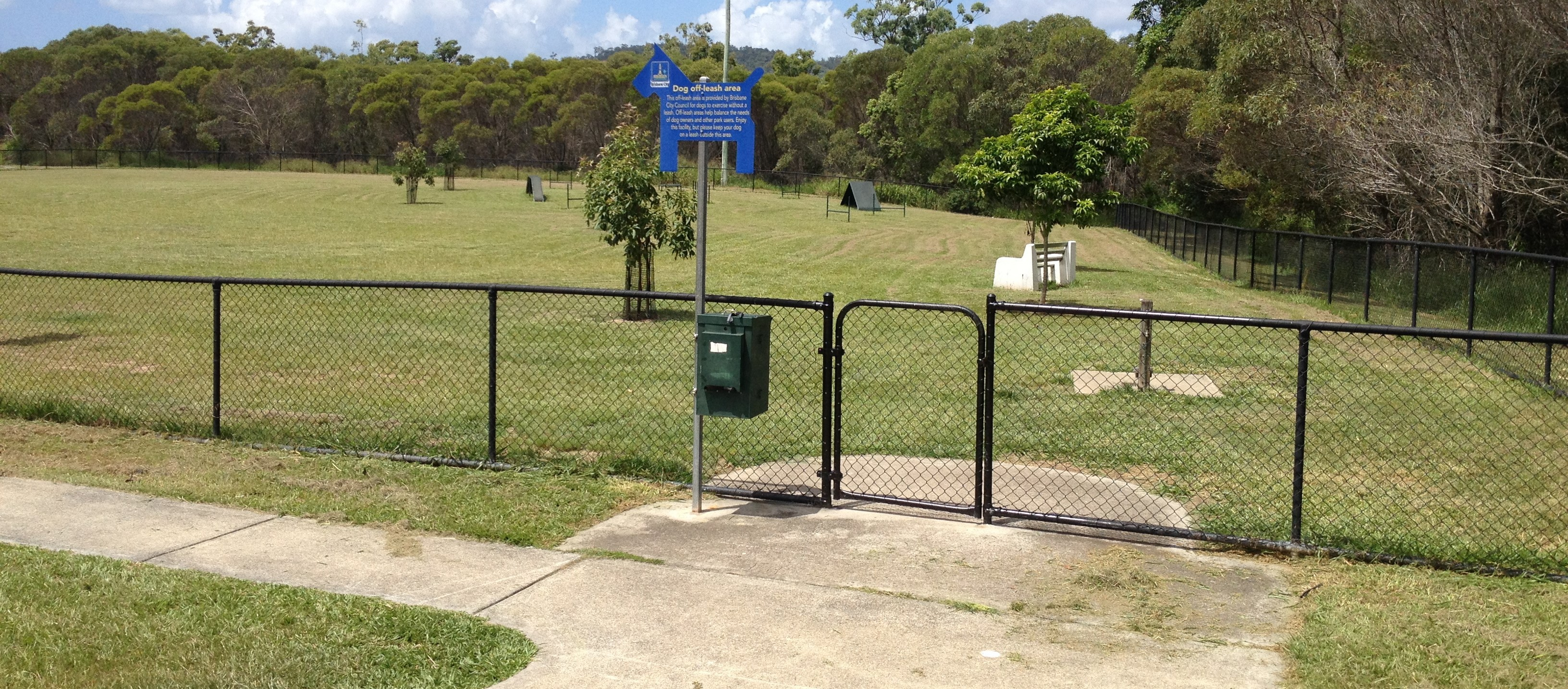 Leash Free Dog Park Hervey Bay