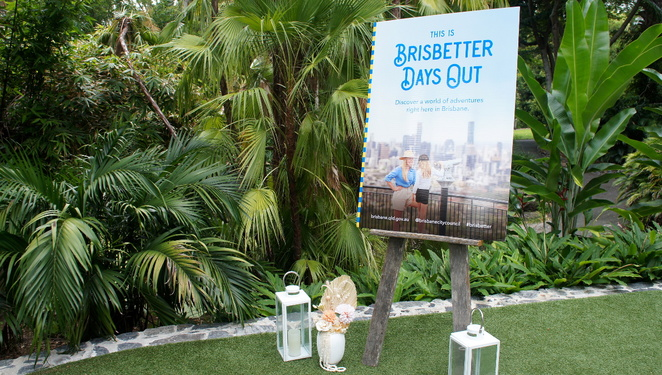 At the Bristbetter Days Out Launch