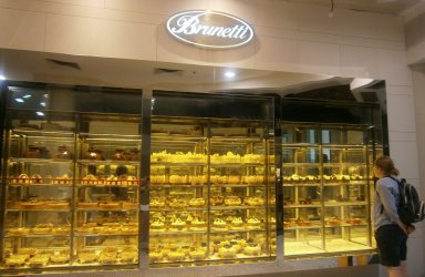 Brunetti's Cakes take the cake