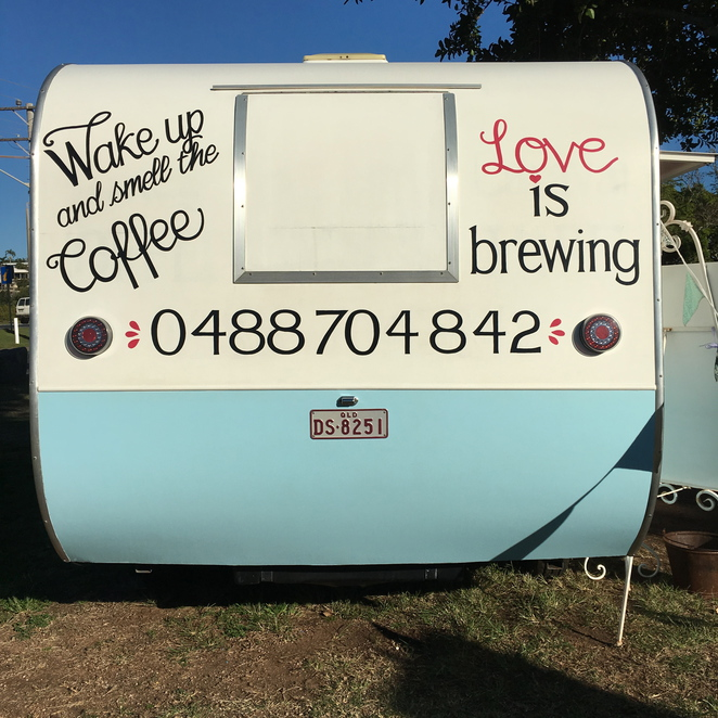 Coffee Caravan Yeppoon Takeaway
