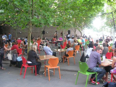 coutryard sessions, seymour centre