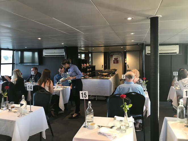 cruise, dinner, alcohol, restaurant, docklands, fun, experience, luxurious, catamaran, dj, boat, water, adventure, romantic magic charters Melbourne, Yarra River, Port Phillip Bay