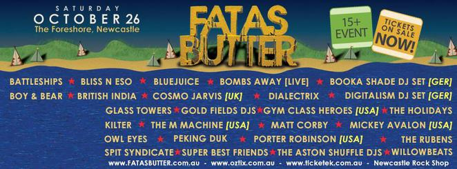 Fat as Butter festival