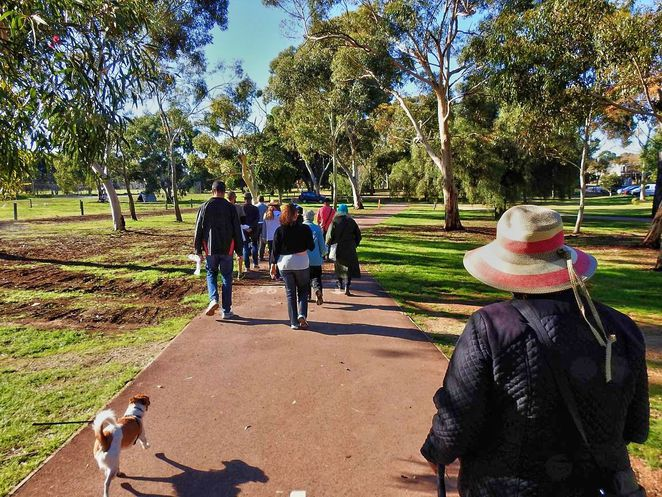 Free Guided Walks in Adelaide Parklands, free guided walks, adelaide parklands, parklands, adelaide, free, gold coin donation, appa, Adelaide Parkland Preservation Association, walking trails