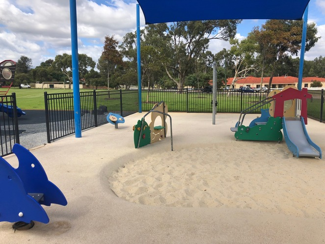 Frye Park, Kelmscott Parks, Parks in Perth's South-East, Pirate Parks Perth, Perth playgrounds, Kelmscott playgrounds