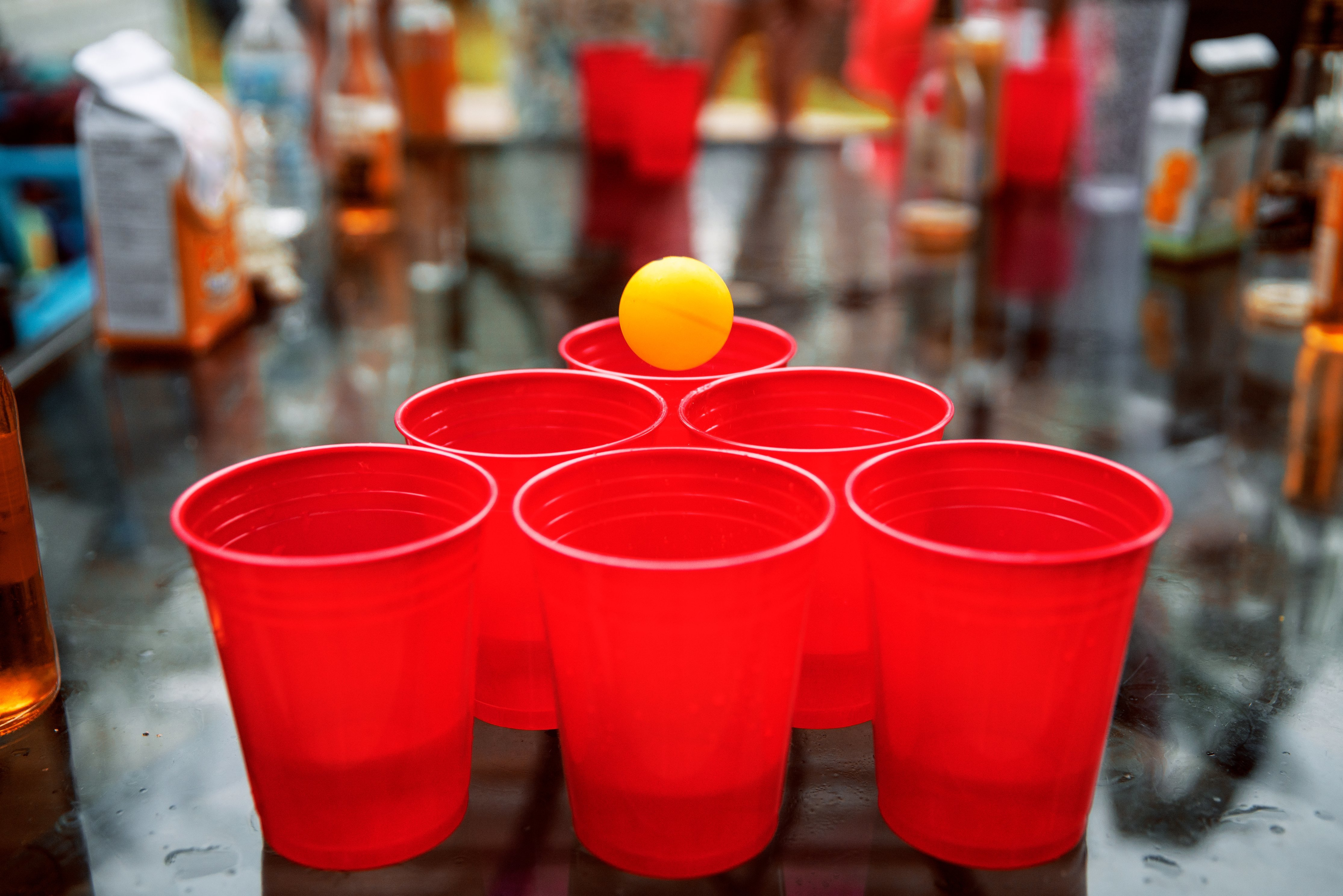 How To Play Red Solo Cup Drinking Game