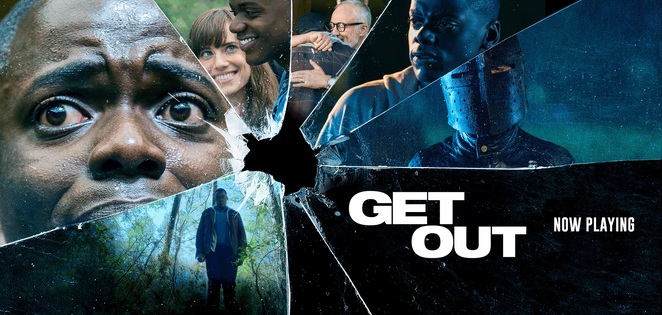 Get Out, Scary, Funny, Horror, Comedy, Thriller, Mystery, Race, America, American, African-American, Film, Incredible