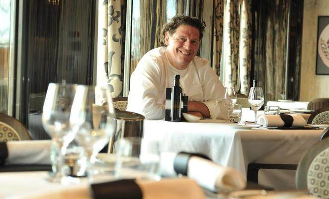 Good Food Month - An Evening With Marco Pierre White