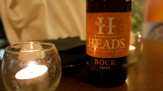 Bock is a great German style lager from Heads of Noosa