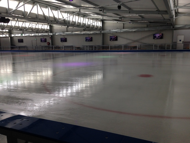 Ice Zoo's state-of-the-art Rink