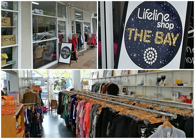 lifeline, nelson bay, op shop, designer op shop, NSW, port stephens, nelson bay op shops, best op shops in nelson bay, second hand shops, furniture, clothes, books,