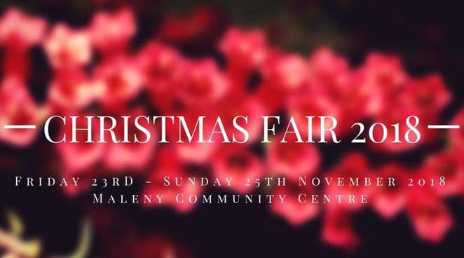 Maleny Arts and Crafts Fair 2018