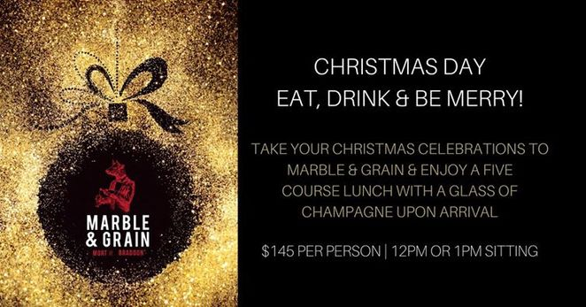 Restaurants Open Christmas Day Canberra