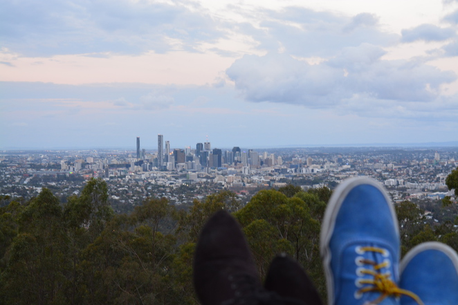 Mt Cootha, Sunset, Romantic, Date
