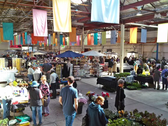 old bus depot markets, canberra, ACT, sunday, markets, old bus depot, kingston foreshore, cafes, restuarants,
