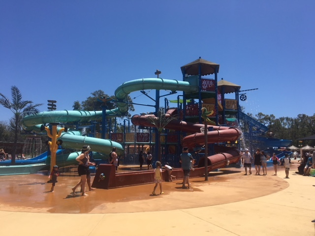 Outback Splash at The Maze - Octopus Bay, Swan Valley, Water Park, Water Playground Perth, WA Water Park, Perth to do, Perth tourist attraction, Perth Kids