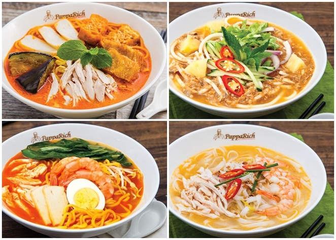 papparich, canberra, malaysian restaurants, ACT, best asian noodle soups, canberra city centre, canberra centre, malaysian restaurants, family friendly, soups, laksa, noodles,