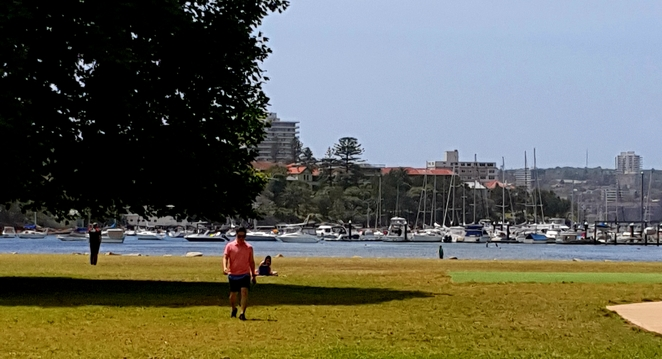 Park, walk, Manly, Sydney, family, fitness