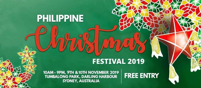 Philippine Christmas Festival, Darling Harbour
