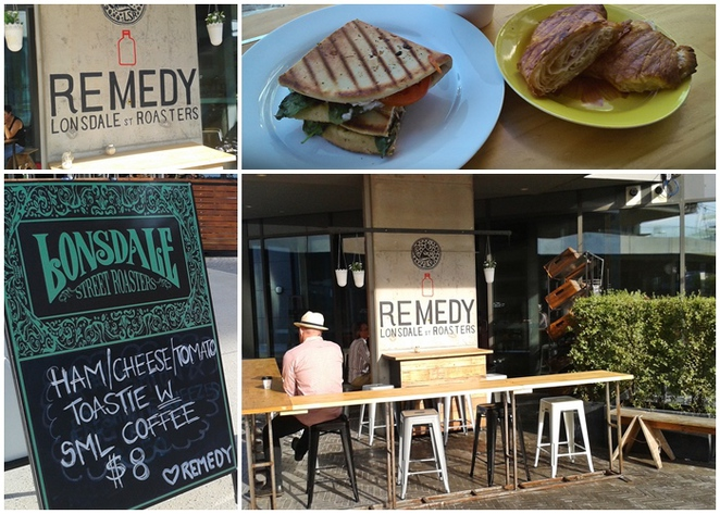 remedy, kingston foreshore, canberra, ACT, gourmet sandwiches, toasties, kingston, lonsdale street roasters coffee,