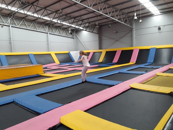 revolution, trampoline, indoor, rainy day, newcastle, NSW, kids, school holiday activities, whats on, rainy day,