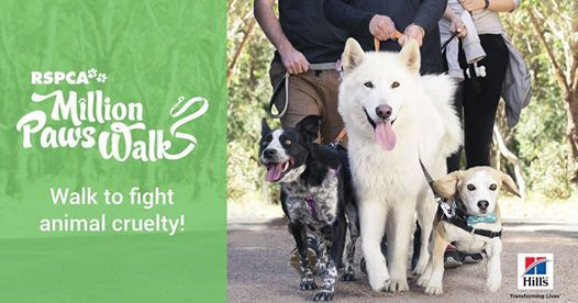 RSPCA Million Paws Walk - Victoria