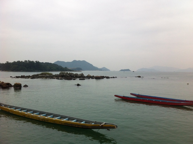 Sai Kung-seascapes and islands