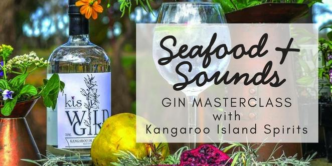 Seafood Sounds, Seafood and Sounds Adelaide, Kangaroo Island Spirits , adam liaw, Adelaide Central Market, Justin Harman