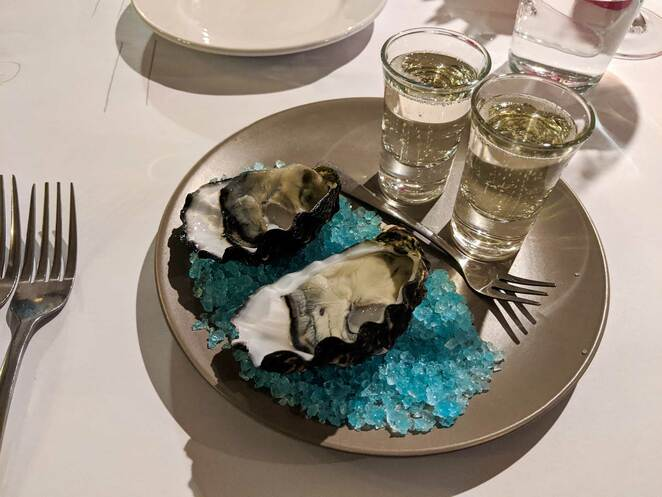 secrets by the sea, seafood, henley, beach, adelaide, lunch, dinner, restaurant