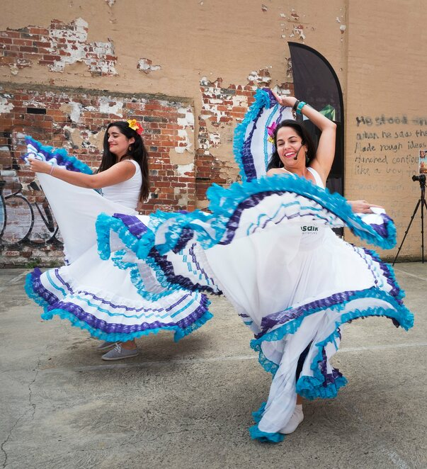 spanish language feista 2019, community event, fun things to do, north melbourne, cultural event, the centre, multicultural, hispanic culture, entertainment, food and drink, activities, live music, spanish lessons, family friendly