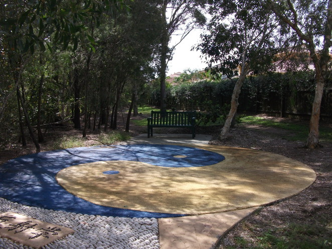 Stretton Community Park, fitness trail, picnic area, barbecue, water, playground, reflexolgy walk,