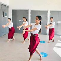 Thai Dancing classes benefit students in grace and deportment