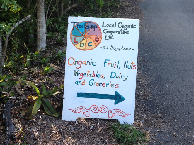 The Gap Local Organic Cooperative, LOCO Shop, LOCO, fruit, vegetables, nuts, organic, certified, deliveries, The Gap Farmer's Market, profit sharing