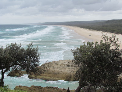 the gorge walk, point lookout, north stradbroke island