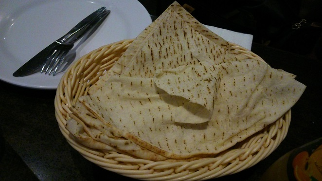 The Naan Bread Test