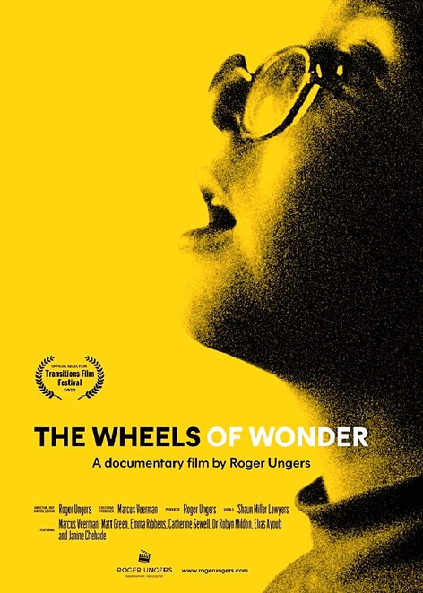 the wheels of wonder documentary 2020, roger unger, community event, fun things to do, cinema, educational, human psyche, transitions film festival 2020, movie review, film review, performing arts, date night, night life, environmental, sustainable, hope for the world