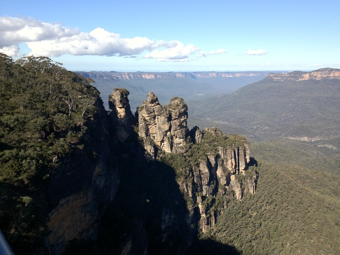 Spend the Easter long weekend at the Blue Mountains region.