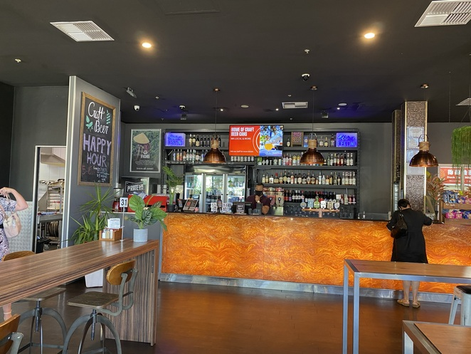 Two43 bar and grill