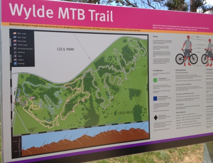 wylde mtb trail mountain bike trail