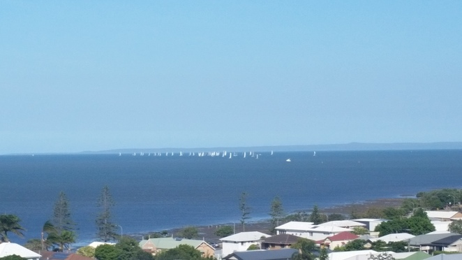 Moreton Bay views