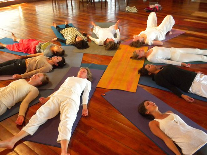 Yoga Made to Measure with Ilse Broekaert