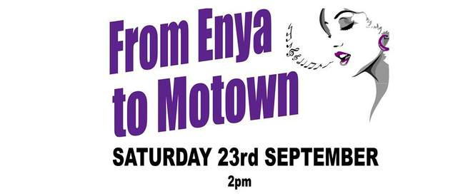 From Enya to Motown Concert
