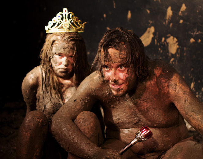 A muddy mess at 5pound theatre