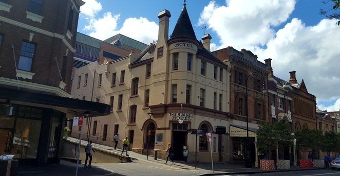 Accomodation, Sydney, The Rocks, historiy, comfort, tourism