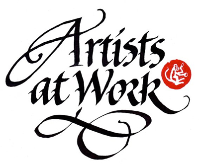 Artists at Work logo